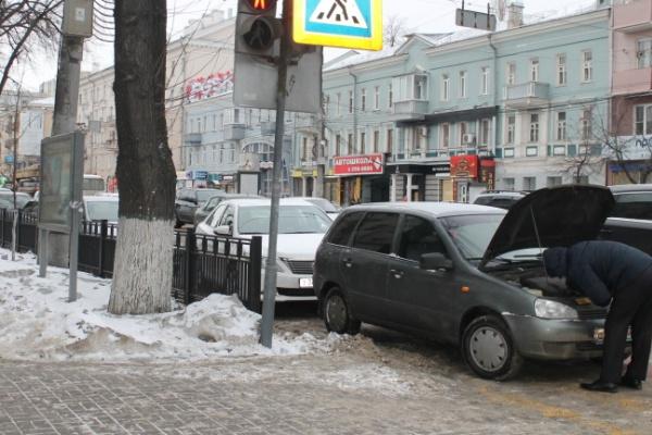 Власти Воронежа вернулись к идее перехватывающих парковок