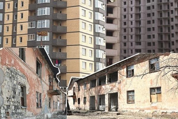 Воронежские власти санкционировали застройку ветхого квартала в Коминтерновском районе