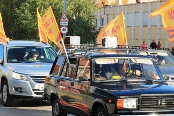 Воронежские «Патриоты России» идут в Госдуму с экс-мэром наперевес
