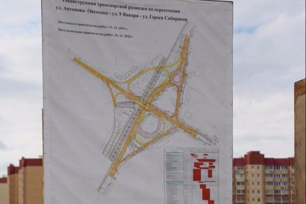 Поправки в проект воронежской транспортной развязки обойдутся в 8 млн рублей