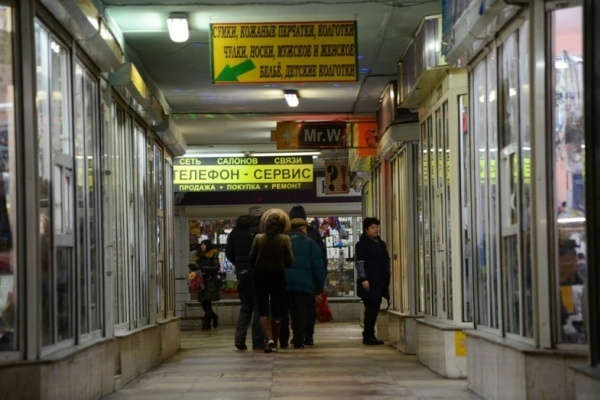 Подземный переход у воронежского цирка достался «Меридиану»