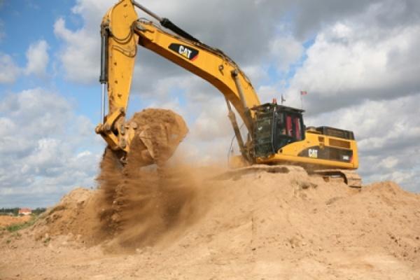 В Воронежской области компания незаконно добывала песок