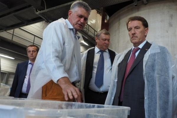 Воронежская иВладимирская области договорились осотрудничестве
