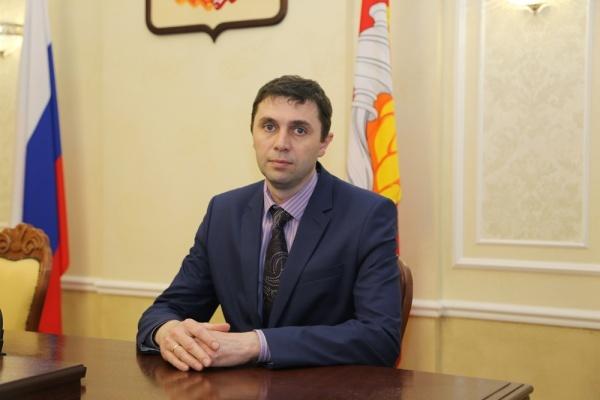 В Воронеже появился новый первый вице-мэр