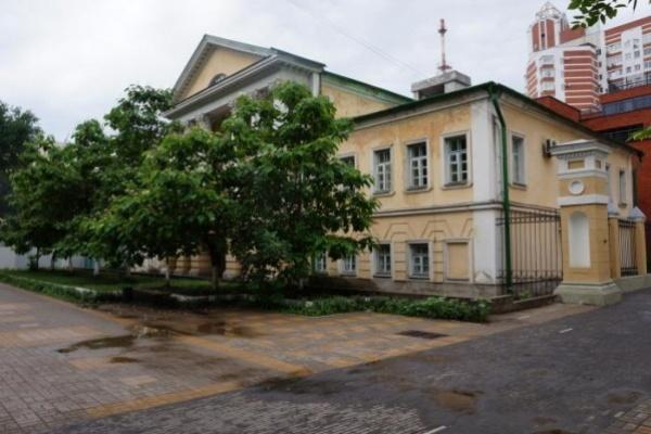 Воронежские госслужащие хорошо следят за историческими зданиями