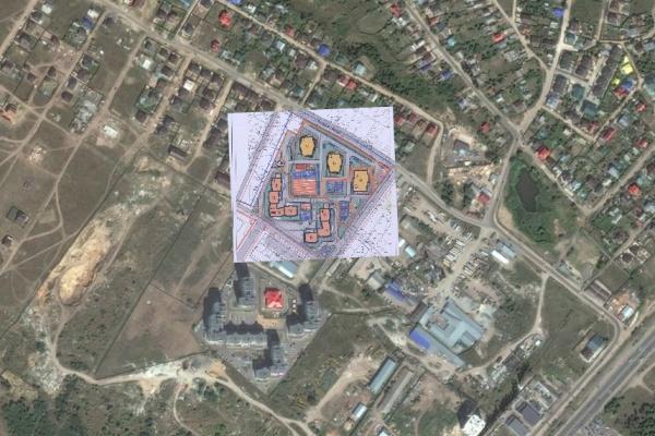 Строительная компания «Стэл» переделала проект квартала на окраине Воронежа