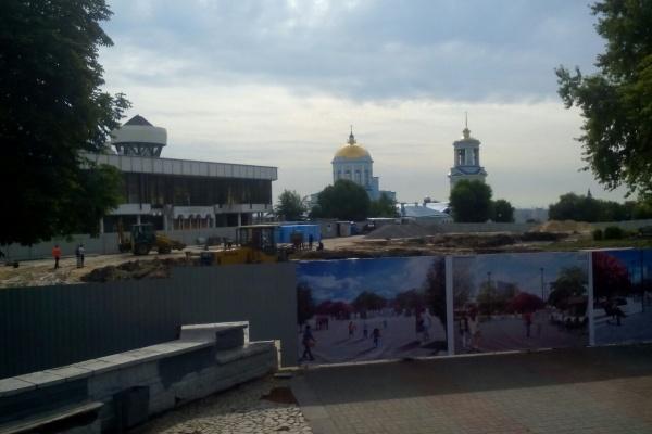 Власти Воронежа позволят археологам искать наследие скифов на Советской площади