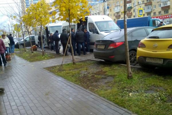 В Воронеже предприниматели пожаловались на иностранцев