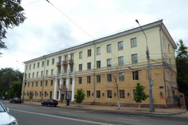 Здание бывшей гостиницы «Дон» в центре Воронежа отремонтируют за 72 млн рублей