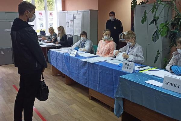 Пять партий в Воронежской области преодолело барьер в 5% на выборах в Госдуму