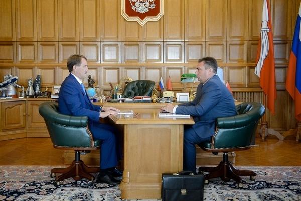 Коррупционный скандал под Воронежем  привел Андрея Пищугина к новой должности