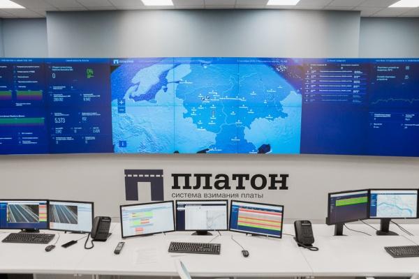 Воронежские региональные дороги присоединятся к «Платону»