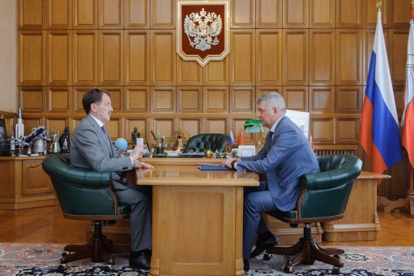 Воронежскому губернатору доложили об исполнении его поручения