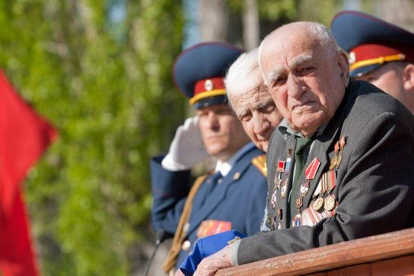 Ветеран Мамед Джабраилов стал почетным гражданином Воронежа