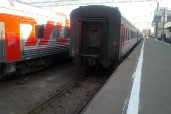 В 2017г РЖД запускает новый поезд Волгоград— Саратов— Казань
