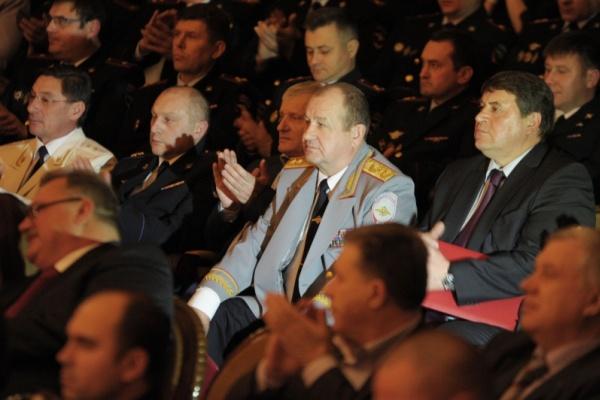 Новым начальником воронежской полиции стал «варяг»