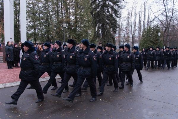 В воронежской полиции произошла горизонтальная ротация