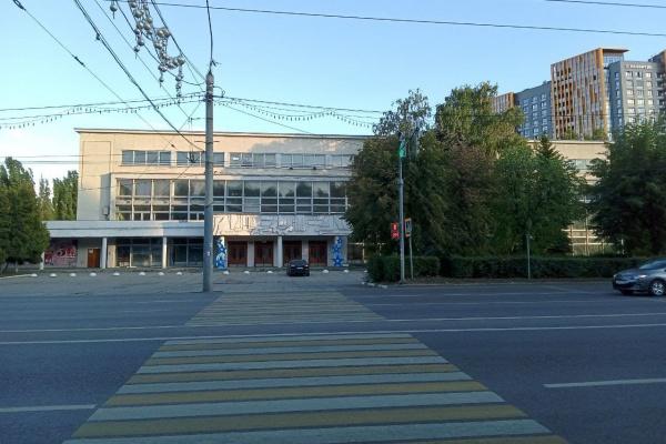 Воронежский «Полтинник» может остаться без мозаики минимум на год