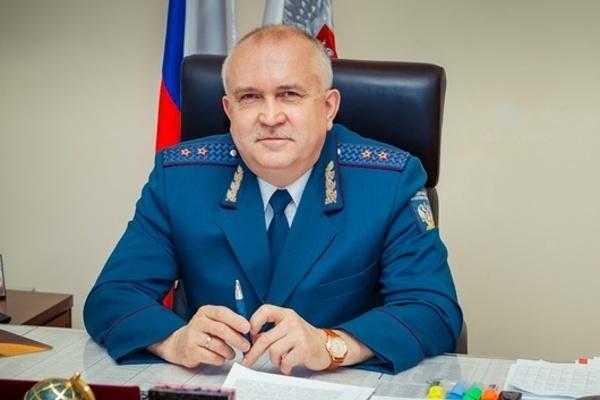 Руководитель воронежского УФНС покидает пост