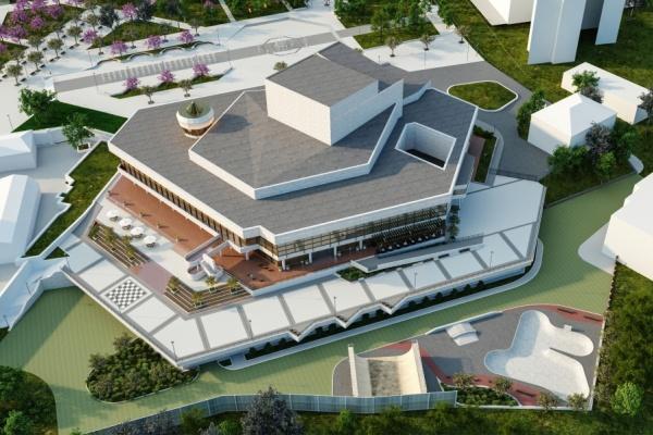 Первый этап реконструкции Воронежского концертного зала оценили в 160 млн рублей