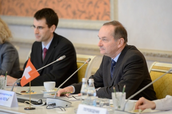 Воронеж будет сотрудничать со Швейцарией, не вмешивая политику в экономику