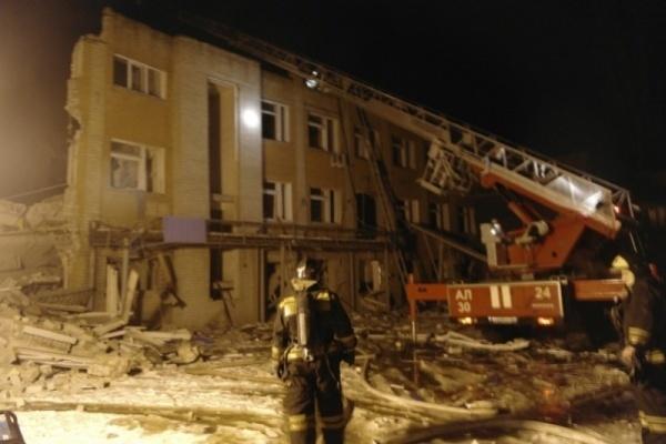 В Воронеже снова взорвался газовый баллон