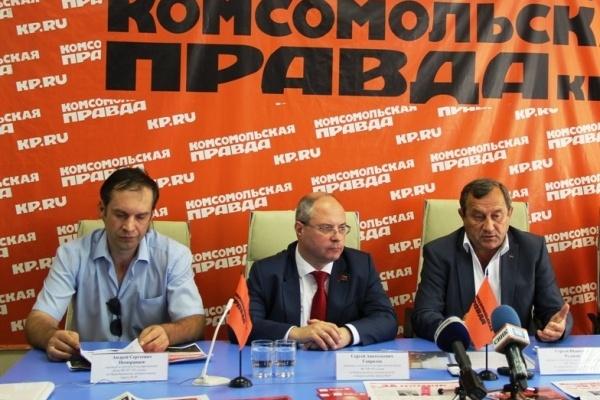 Сергей Гаврилов: «Предвыборная кампания в Воронеже превратилась в борьбу из 90-ых»