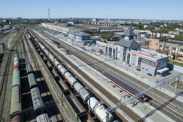 В Воронеже проект ремонта надземного перехода на станции «Придача» обойдется в 1,7 млн рублей