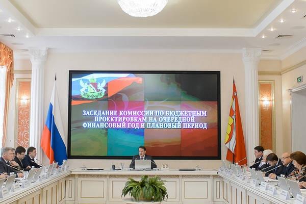 Воронежская казна: доходы растут вместе с долгом
