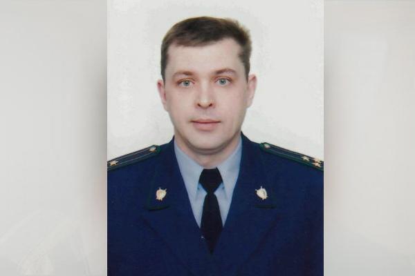 Заместителем прокурора Воронежской области стал Юрий Немкин