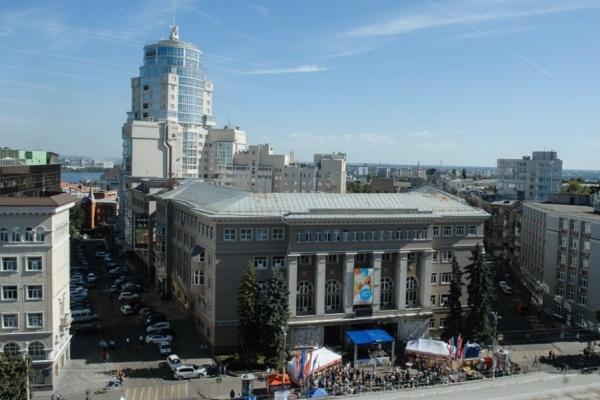 На благоустройство общественных пространств Воронежа в 2019 году выделят 350 млн рублей