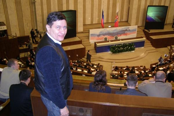Журналист «Времени Воронежа» получил очередную профессиональную премию