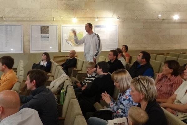 Воронежцев отстранили от публичных слушаний по вопросам градостроительства