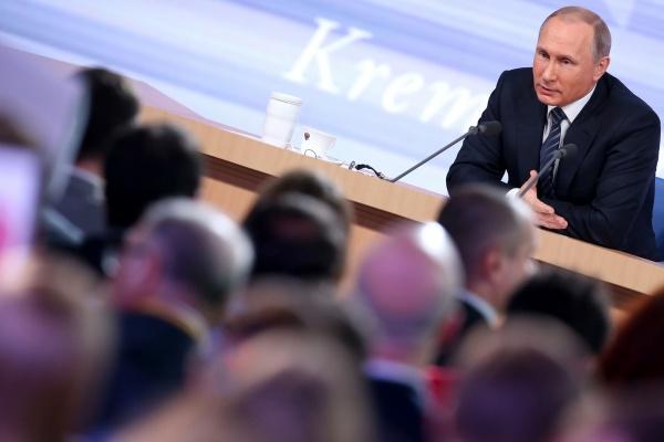 Воронежцы не дождались от Путина ответа на вопрос о выборности мэров