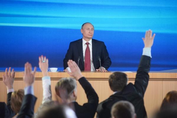 Владимир Путин  избежал слова «Воронеж», говоря  о производстве самолетов