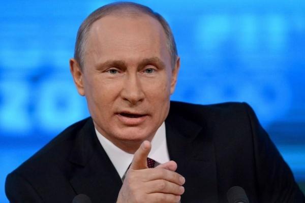 Непогода задержала президента Владимира Путина в Воронеже