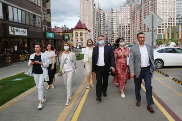 Главы Воронежа и Липецка начнут общую работу в сфере законотворчества