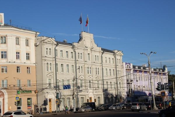 Мэрии Воронежа потребовалась кредитная линия на 700 млн рублей