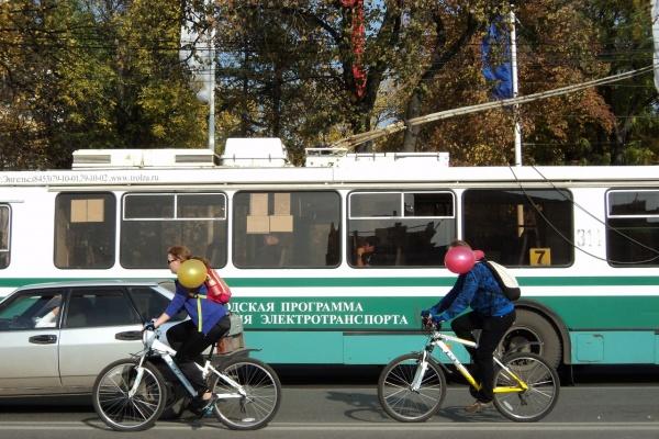 Воронежские перевозчики вывезли мэра за правовое поле