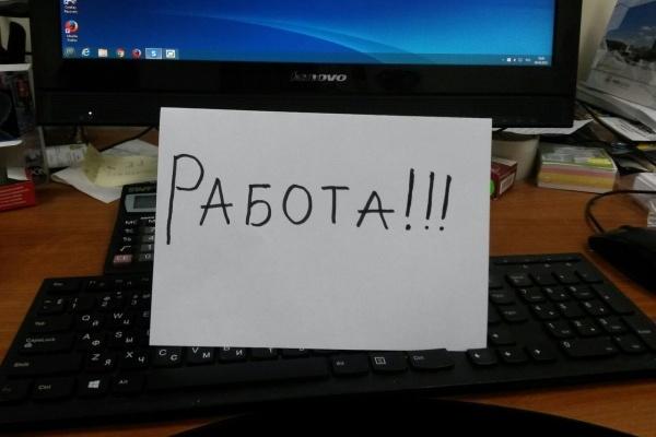 Воронежцы могут претендовать на работу с зарплатой в 250 тысяч