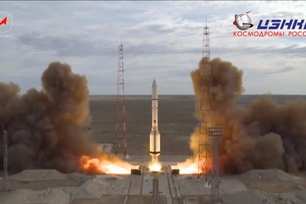 Первый в году пуск «Протона-М» с воронежским двигателем прошел успешно