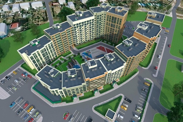 ГК «Развитие» отложила строительство многоэтажек на берегу воронежского водохранилища