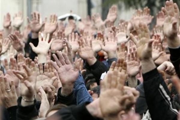Воронежцам дали право на референдум за свой счет