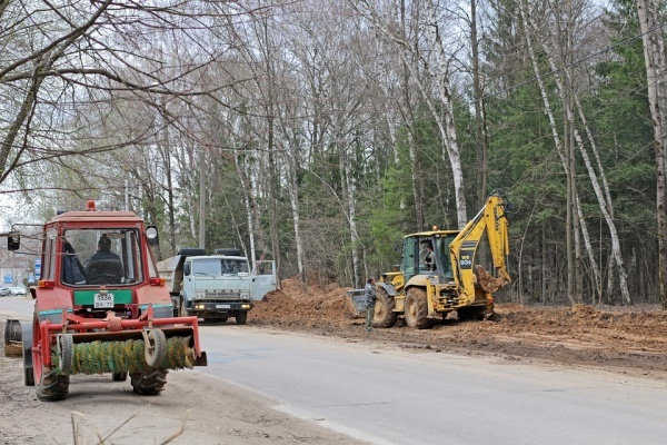 Ремонт дорог в районах Воронежской области обойдется почти в полмиллиарда рублей