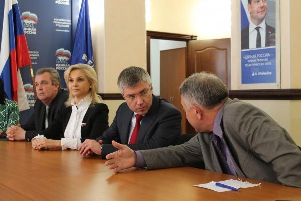 Воронежский кандидат в Госдуму возглавит то, чего никогда не было