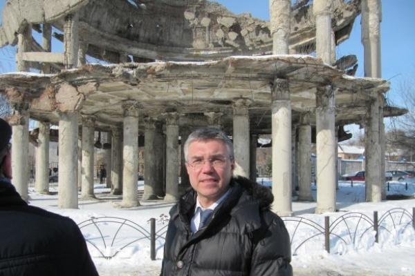 Воронежскую Ротонду законсервируют за 3 млн рублей