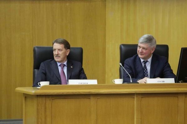 Воронежская область с отставкой Алексея Гордеева оказалась в середняках