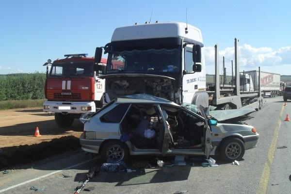 Воронежская область в середине рейтинга по аварийности на дорогах
