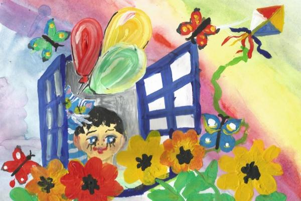 Воронежцы получили квитанции ЖКХ с детскими рисунками