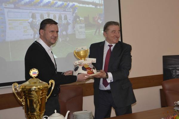 Воронежские спортсмены взяли «Зимний кубок» Союза строителей